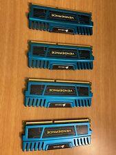 Corsair Vengeance 16GB 4 X 4GB PC3 1600MHz DDR3 Memory