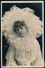 VALENTINE PETIT - Carte-Photo Artiste 1900 - 58