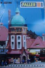 FALLER Spur N 222144 Château d'eau Bielefeld # Neuf Emballage d'origine ##