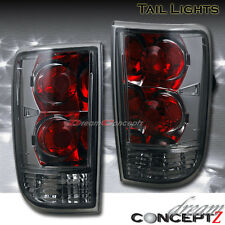 1995-2004 Chevy Blazer S10 Jimmy Light Smoke Style Tail lights Lamps Pair 96 97