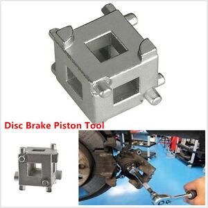 "Car SUV Rear Disc Brake Piston Caliper Wind Back Cube 3/8"" Calliper Adaptor Tool"