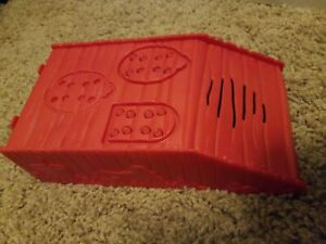 Old MacDonald Had a Farm Board Game Replacement Electronic Red Barn Base