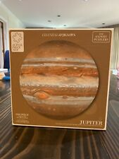 Celestial Jigsaw Jupiter 1000 Piece Circular Jigsaw Puzzle NEW & SEALED FREESHIP