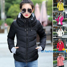 2019 Winter Women's Jacket Down Cotton Parka Ladies Short Coat Quilted Jackets