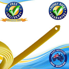 Yellow Tongue Wall Snake Cable Puller Push Wire Nylon Fish Tape Rod Cabling Tool
