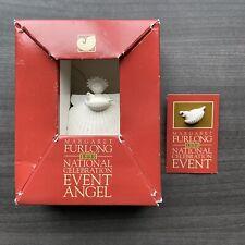 New listing Margaret Furlong 1999 Nestling Quail Angel Ornament & Pin Natl Celebration Event