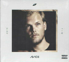 Avicii - Tim [CD] Explicit Brand New & Sealed Downtempo House