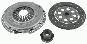 Sachs Clutch Kit 3000 133 002 fits BMW 3 Series 320 i (E36) 110kw, 323 i (E36...