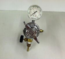 Matheson Pressure Gauge Brass Regulator Inlet Valve 3476