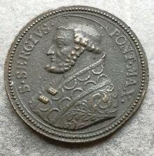 Medaglia Vaticano Sergius 36mm 20,40gr Sicili