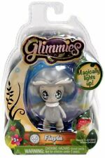 Glimmies Single Blister Pack Flayla Grey Light-up in the Dark