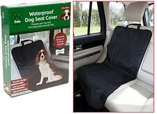 Seul siège voiture protecteur couvercle étanche avant couverture animaux chat chien tapis couverture