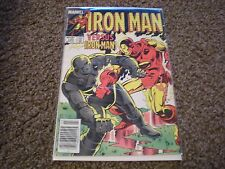 Iron Man #192 (1968 1st Series) Marvel Comics