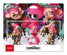 Juegos de video Nintendo amiibo Splatoon Octoling paquete