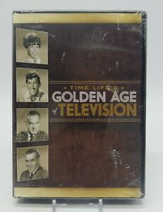 Time Life's Golden Age of Television (8 DVD Box Set 2013) Carol Burnett Bob Hope