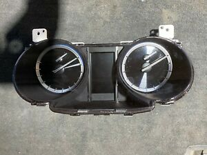 TOYOTA LAND CRUISER 2017 D4D SPEEDOMETER INSTRUMENT CLUSTER 83800-6BA20-J TH/1