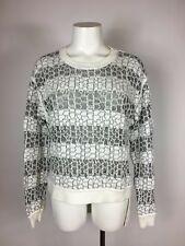 DEREK LAM 10 CROSBY - Pullover Hi-Low Tunic Sweater S 3cf62d758