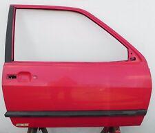 VW Polo 86c 2 Türer Tür vorne Rechts Beifahrertür