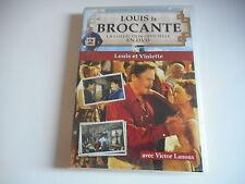 DVD - LOUIS LA BROCANTE      LOUIS ET VIOLETTE