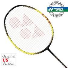 Yonex Voltric Lite (Black/ Yellow) Pre-Strung String Upgrade / Badminton Racquet