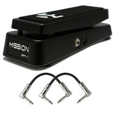Mission Engineering EP1 Expression Pedal Boss FV500 Roland EV-5 Black + Cables