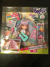 NEW Bratz Musical Festival Vibes Tent Markers Guitar FREE SHIPPING