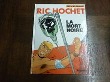 RIC HOCHET TOME 35 - LA MORT NOIRE - TIBET DUCHATEAU