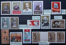 VIETNAM 1957-1968 stamp collections in Superb/XF/VF condition MNH/NGAI
