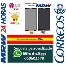 Pantalla Completa para LG G3 D855 Gris Tactil + LCD