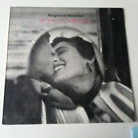 Fairground Attraction - The First Of A Million Kisses Vinyl LP UK 1988 EX/EX+