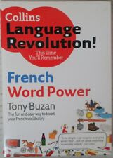 Collins Language Revolution!: Word Power French - Buzan / Gavrois (2009 CD/Book)