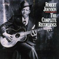 Robert Johnson - The Complete Recordings (NEW CD)