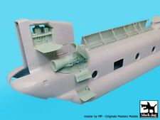 Black Dog 1/72 CH-47 Chinook Engine and Accessories Big Set (for Italeri) A72006