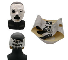 Slipknot Corey Taylor Cosplay Mask Costume Props Adults Halloween Party Mask