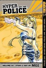 Hyper Police Vol. 8 by Tmee Minoru (2007, Paperback, Revised)