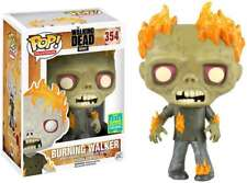 Burning Walker 2016 Exclusive The Walking Dead POP! Television #354 Figur Funko