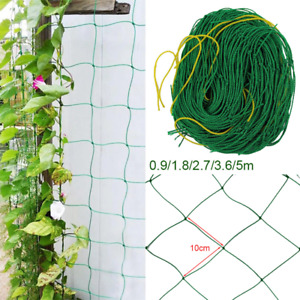 Plant Support Mesh Garden Net Vegetable Fruit Climbing Netting Pea Bean Trellis