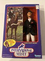 SARAH VELVET BROWN AS INTERNATIONAL VELVET Kenner Doll Tatum O'Neil 1978 Vintage