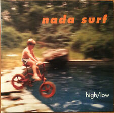 NADA SURF 'High Low LP Orange VINYL + ART me please Guided by Voices Fuzztones