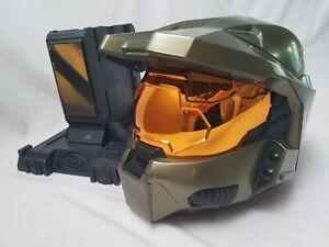 Halo 3 Legendary Edition Master Chief Helmet [Stand Damaged] [No Box] [No Game]