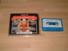 DRAGONS LAIR PART 2 II ESCAPE FROM SINGE`S CASTLE ........... AMSTRAD CPC GAME