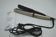 Tourmaline Ceramic Professional Hair Straightener Flat Iron for Hair 2-in-1