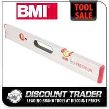 BMI Aluminium Profile Spirit Level High Precision R1000 200cm / 2000mm 695200ED