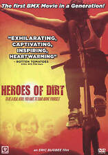 Heroes of Dirt  DVD   2015 New Sealed