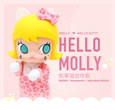 Kennyswork x POP - Sanrio Hello Kitty Molly Sofubi Vinyl Figure Limited Version