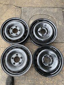 4x Renault Master Wheels Rims 2013-2021  225/65R16 225 65 16Movano & Interstar