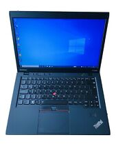 Lenovo Thinkpad X1 Carbon i7 3667U 180GB SSD 8GB Win 10 Fast Ultrabook