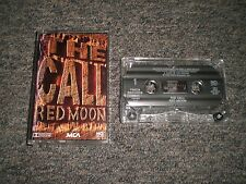 The Call~Red Moon~1990 Classic Rock~MCA Records~Cassette Tape~FAST SHIPPING!