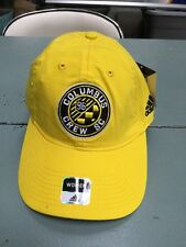 Columbus Crew, Hat, MLS Fan Gear, adidas, Adjustable, Adult Women's