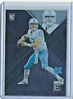 2017 Elite Mitchell Trubisky University of North Carolina RC #112 MINT FROM PACK